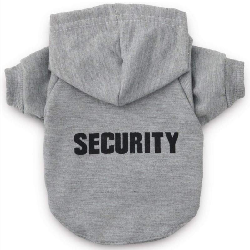 "Hondentrui ""Security"" | grijs |  XS, S, M, L"