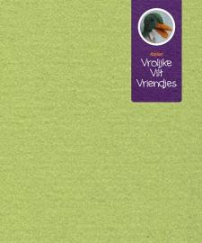 Groen lente fris wolvilt