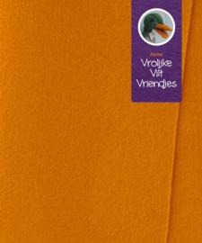 Bruin oranje wolvilt