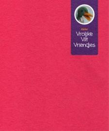 Roze  warm wolvilt