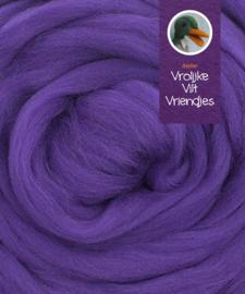 Lontwol merino violet