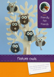 Nature owls
