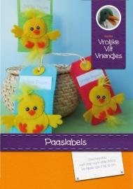 Patroonblad Paaslabels