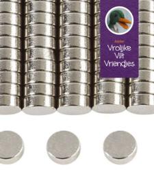 Krachtige magneten 5 bij 2 mm