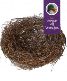 Nest ongeveer 20 cm