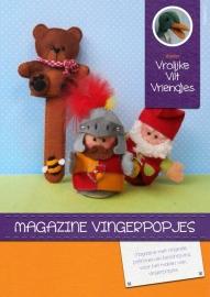 Magazine 15: Vingerpopjes, boekenleggers en muziekdoosjes