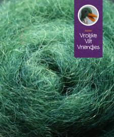 Gekaarde bheda wol groen
