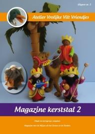 Magazine nr. 5 : Kerststal 2