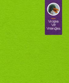 Groen fel wolvilt