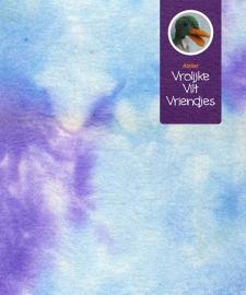 Sprookjes vetplant blauw-paars