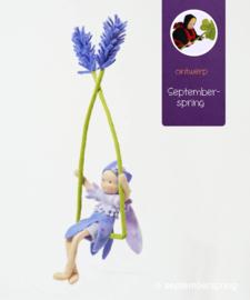 Patroonblad Lavendelschommel
