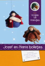 Jozef en Maria bolletjes