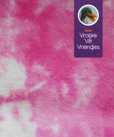 Sprookjes hard roze wit magnolia