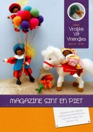 Magazine nr. 13  :    Sint en Piet