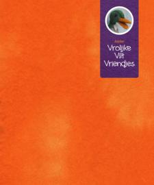 Sprookjesvilt oranje wolvilt