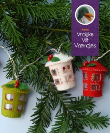 Materialen 7: Kerstdecoraties