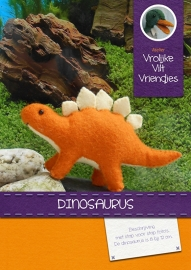 Patroonblad Dinosaurus