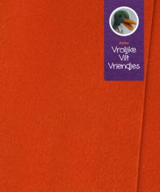 Oranje wolvilt