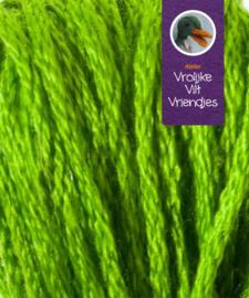 Groen fel splijtgaren