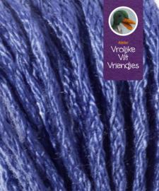 Sprookjes blauw donker zee splijtgaren