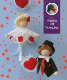 Ms en Mr bruidspaar
