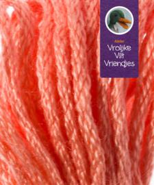 Sprookjes roze- zalm- huid splijtgaren