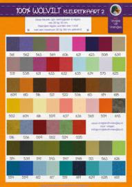 Kleurenkaart wolvilt 2 PDF