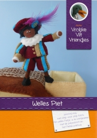 Patroonblad Welles Piet