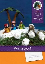 Patroonboekje: Kerstgroep 2