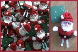 Dikbuik Kerstmannen (klantenfoto)