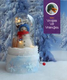 Winterstolp Let it snow...  muziekdoos