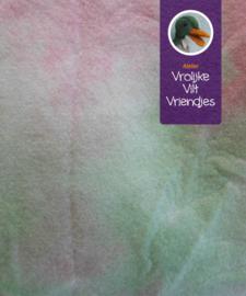 Sprookjes hortensia oudroze/groen
