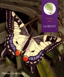 Vlinder Koninginnepage
