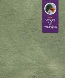 Sprookjes vetplant grijsgroen