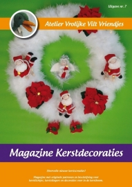 Magazine nr. 7 : Kerstdecoraties