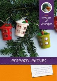 Patroonblad Lantaarn lampjes