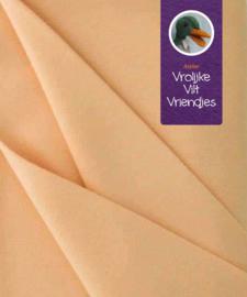 Poppentricot huidkleur abrikoos