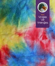 Sprookjesvilt  regenboog (scharrelaars)