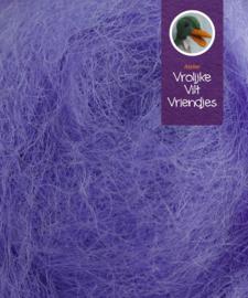 Gekaarde bheda wol lila