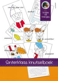 Sinterklaas knutselboek