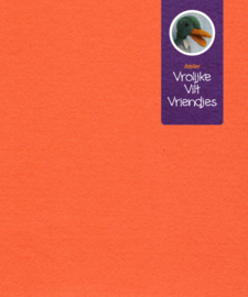 Zalm oranje wolvilt