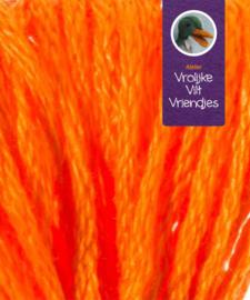 Oranje licht splijtgaren
