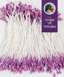 Meeldraden violet