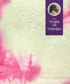 Sprookjes vetplant tint groen- roze
