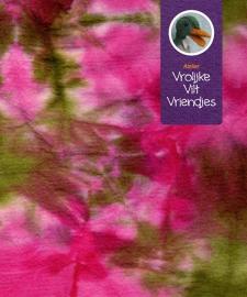 Sprookjes vetplant groen -fuchsia