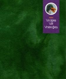 Sprookjesvilt groen (kop eend)