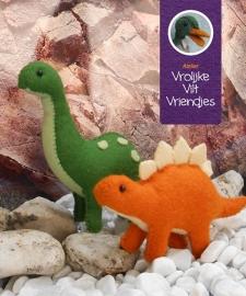 Patroonblad Dinosaurussen