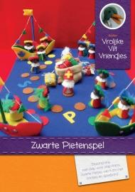 Patroonboekje Zwarte Pietenspel