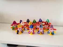 Clowntjes (klantenfoto)