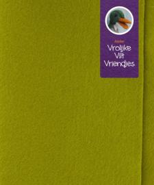Groen lente  wolvilt